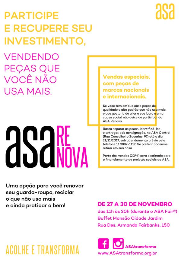 00071d385a0 Participe do ASA Renova e recupera o seu investimento
